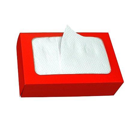 Guardanapo de Papel Descartável BOXPAK Vermelho