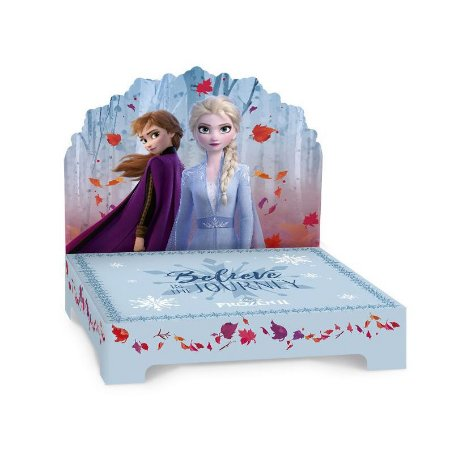 Kit Suporte para Doces e Enfeites de decoração tema Frozen 2
