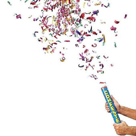 Lança Confete de Papel Colorido 30 cm
