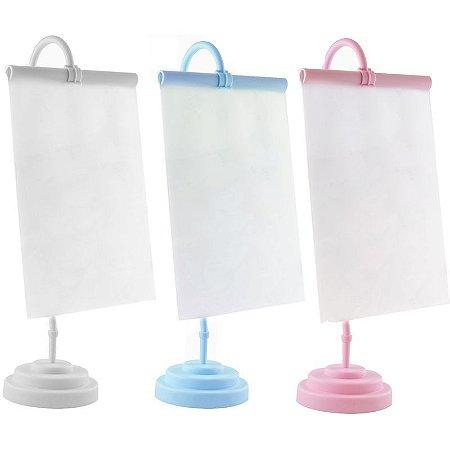 Mini Banner de Mesa para Lembrancinhas kit com 10 unid