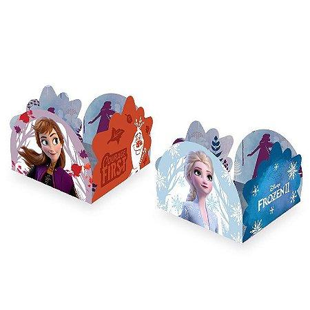 Porta forma de Brigadeiro da Frozen 2 - kit com 50 unid