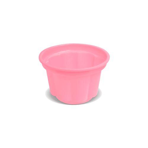 Pote de Sobremesa 120 ml Rosa Bebê