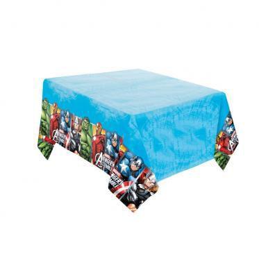 Toalha de Mesa de Festas Avengers