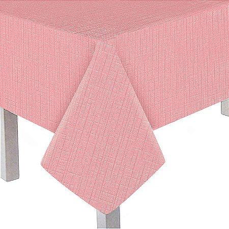 Toalha de Mesa Rosa Tema Unicórnio