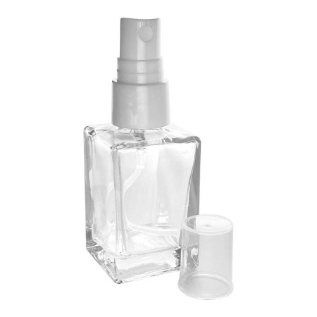 Vidro para Aromatizador 30 ml válvula spray kit com 10 unid
