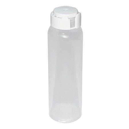 Flaconete de Plástico 10 ml dose única com Lacre 10 unid