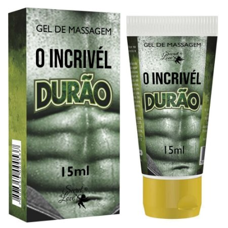 Incrivel Durão Dilatador 15ml Secret Love