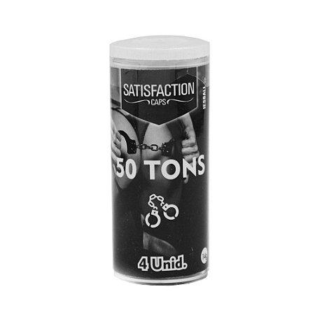 Bolinha Quadriball 50 Plus 04 Unidades Satisfection
