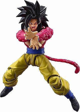 EM BREVE - Goku Super Saiyan 4 SH Figuarts