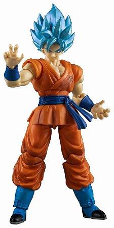 Goku God Blue Demoniacal Fit