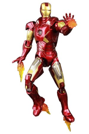 Iron Man ZD Toys (Mark VII)