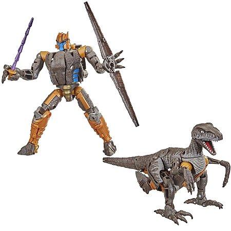 Dinobot Transformers War for Cybertron: Kingdom (Beast Wars)