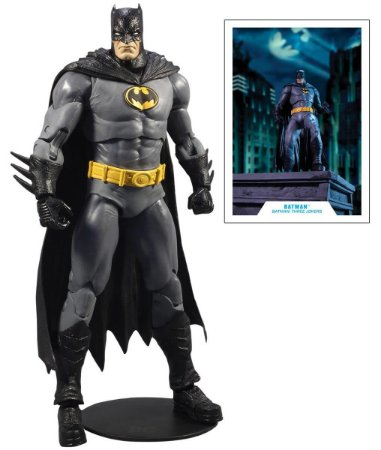 EM BREVE - Batman McFarlane Toys (Three Jokers)