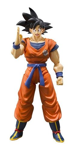 EM BREVE - Son Goku 2.0 SH Figuarts (A Saiyan Raised On Earth)