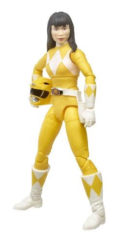 EM BREVE - Yellow Ranger Lightning Collection (Ranger Amarela)