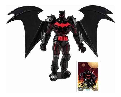 Batman Hellbat Armor McFarlane Toys