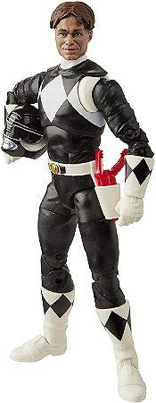 Black Ranger Lightning Collection (Ranger Preto)