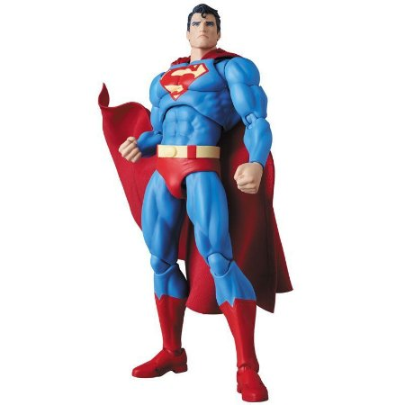 Superman Hush Mafex