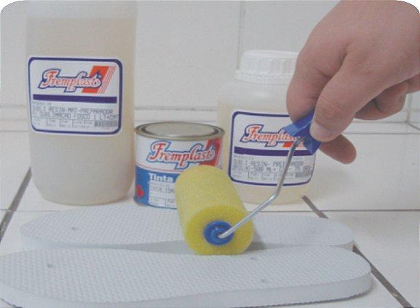 Subli Resin Brilho - Preparador para Sublimação + Catalisador - 500ML