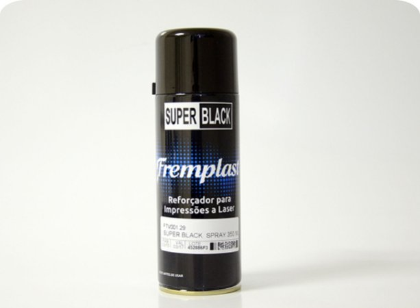 Super Black - Reforçador Laser -350 mL
