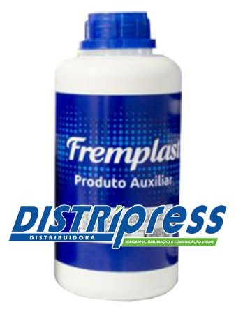 Fremplastisol Amaciante - Diluente Incolor - 1 Kg