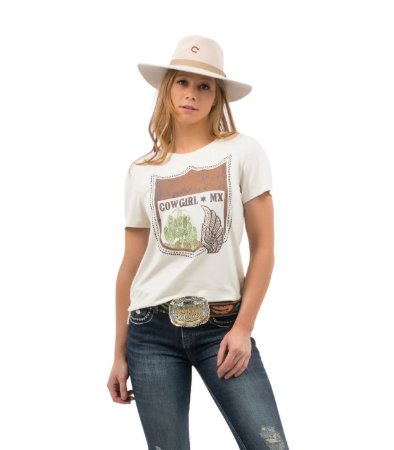 Camiseta Zenz Western Feminina MX ZW0421032