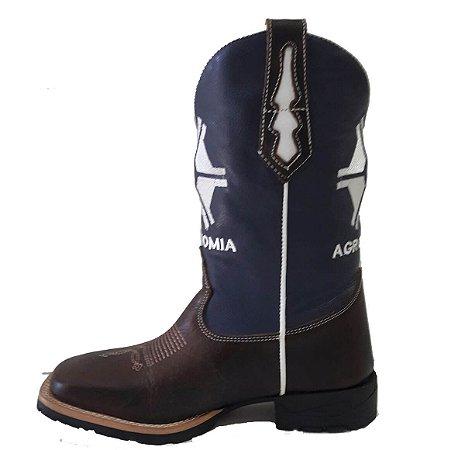 5a91507ebd Bota Troia Boots Tabaco Agronomia - Vitrine do Cowboy - A Loja ...