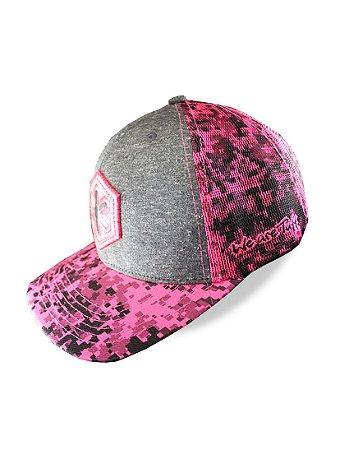 Boné Tuff Oficial Pink Pixels Original - Vitrine do Cowboy - A Loja ... a4a97e023cc