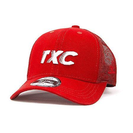 Boné TXC Brand Infantil Vermelho 277I - Vitrine do Cowboy - A Loja ... 479827aa5a5