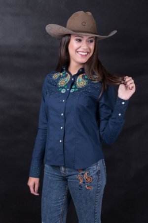 Camisa Miss Country Drops 314