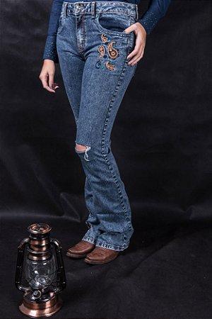 Calça Jeans Miss Country Drops 310 - Vitrine do Cowboy - A Loja ... 426b3f16bae
