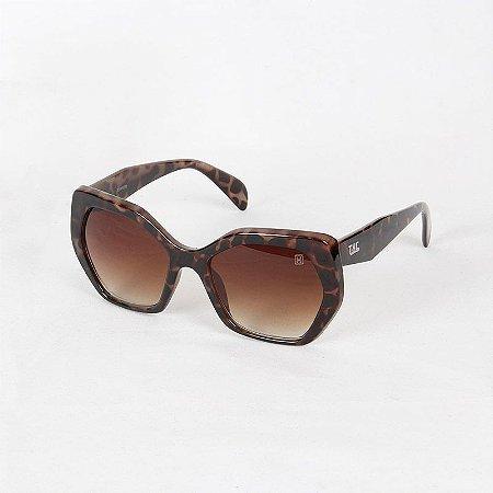 Oculos Solar Txc Brand Tigrado 32089