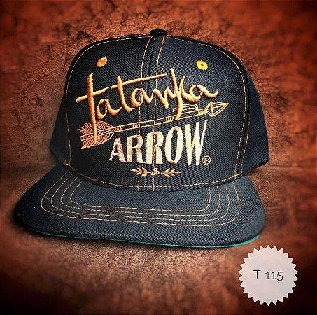 Bone Tatanka Arrow Verde T115 - Vitrine do Cowboy - A Loja Country ... 4267a95c66f