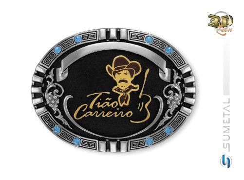 Fivela Sumetal Royalties Tiao Carreiro 9702Fj