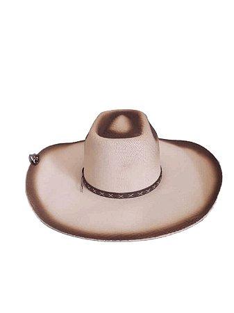 Chapéu Dallas Arizona Lona Fume 19500