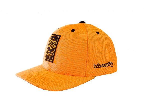 Boné Tuff Oficial Eco Orange - Vitrine do Cowboy - A Loja Country ao ... 4bb4d5109aa