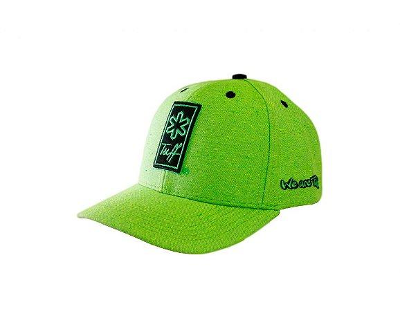 Boné Tuff Oficial Eco Lime - Vitrine do Cowboy - A Loja Country ao ... 6958f87a7ff