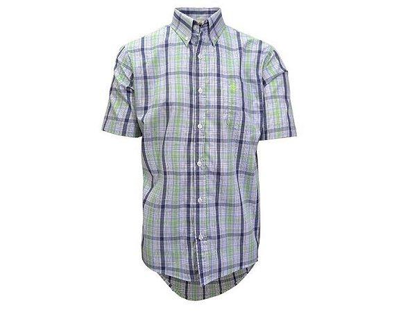 Camisa Tuff Masculina Verde Clara 1017C