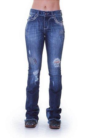 Calça Jeans Zenz Western Amber Zw0119020