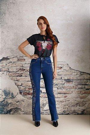 Calça Jeans Minuty Feminina Flare 201835