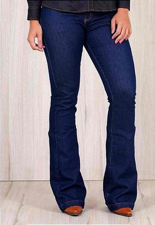 Calça Jeans Os Vaqueiros Feminina Destroyed VD3033