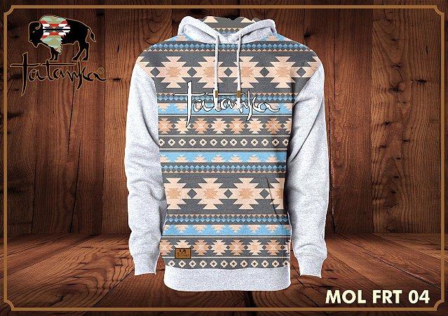 Moletom Tatanka Mescla Navajo FRT04