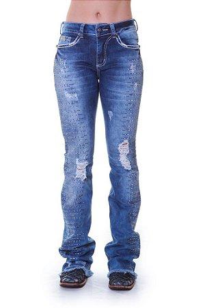 Calça Jeans Zenz Western Sherry Zw0119012
