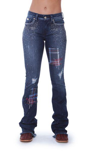 Calça Jeans Zenz Western Oklahoma Zw0219046