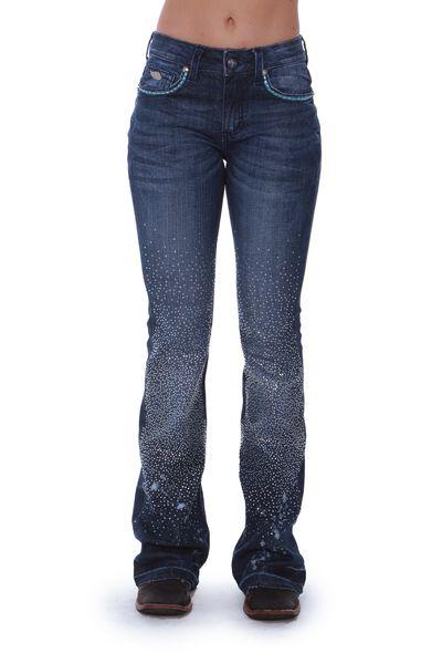 Calça Jeans Zenz Western Denver Zw0219016