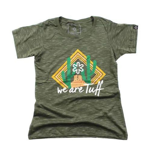Camiseta Tuff Fem. Preta Desert 1284