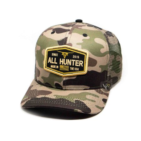 Boné All Hunter Camuflado 816