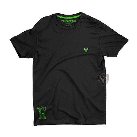 Camiseta Stay Rude Masculina Basica Preto Stb011