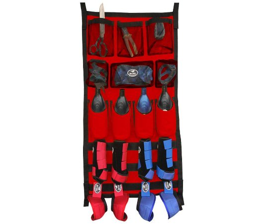 Bolsa Boots Horse Organizadora Vermelho