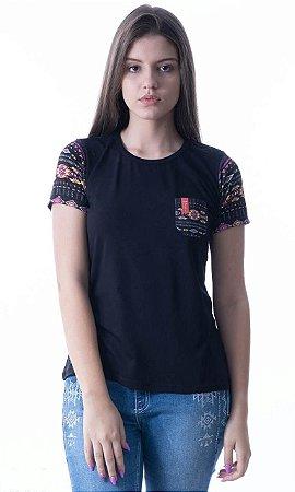 Camiseta Tatanka Baby Look Feminina ttks002